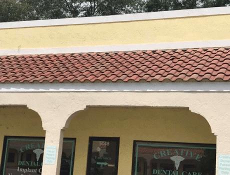 Restaurant Front Clean