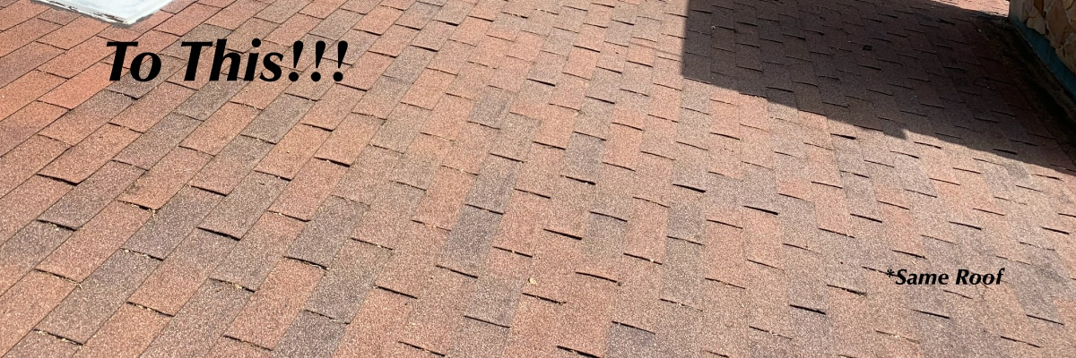 roof cleaning - go to