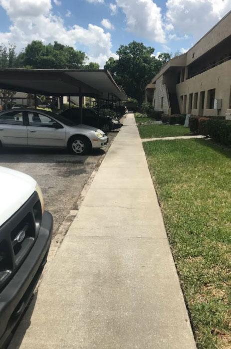 Sidewalk Clean